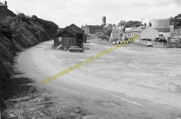 Bodmin (1st) Railway Station Photo. Bodmin & Wadebridge Railway (1)