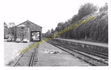 Bodmin General Railway Station Photo. Great Western Railway (14)