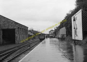 Bodmin General Railway Station Photo. Great Western Railway (15)