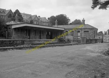 Bodmin General Railway Station Photo. Great Western Railway (16)