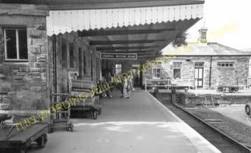 Bodmin General Railway Station Photo. Great Western Railway (25)