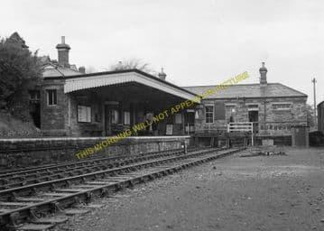 Bodmin General Railway Station Photo. Great Western Railway (8)