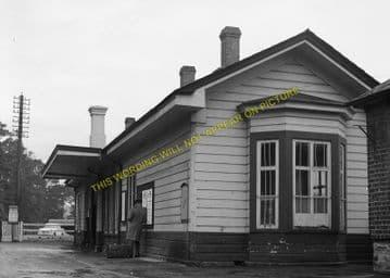 Bodmin Road Railway Station Photo. Doublebois - Lostwithiel. Liskeard to Par (10)