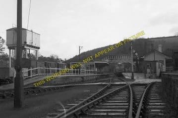Bodmin Road Railway Station Photo. Doublebois - Lostwithiel. Liskeard to Par (15)
