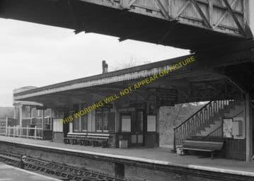 Bodmin Road Railway Station Photo. Doublebois - Lostwithiel. Liskeard to Par (17)