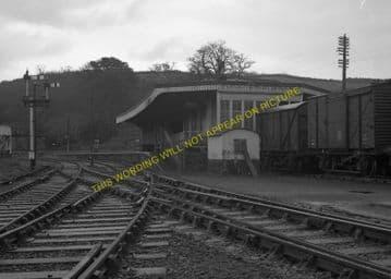 Bodmin Road Railway Station Photo. Doublebois - Lostwithiel. Liskeard to Par (23)