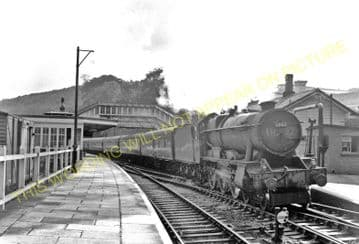 Bodmin Road Railway Station Photo. Doublebois - Lostwithiel. Liskeard to Par (27)