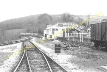 Bodmin Road Railway Station Photo. Doublebois - Lostwithiel. Liskeard to Par (28)
