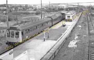 Bodmin Road Railway Station Photo. Doublebois - Lostwithiel. Liskeard to Par (31)