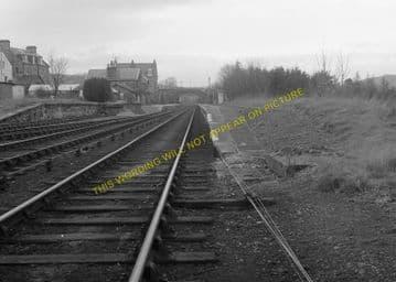 Bonar Bridge Railway Station Photo. Edderton - Culrain. Ardgay. Highland. (11)