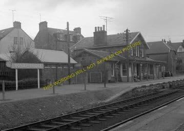 Bonar Bridge Railway Station Photo. Edderton - Culrain. Ardgay. Highland. (14)