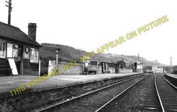 Boughrood & Llyswen Railway Station Photo. Three Cocks Junction - Erwood (1)