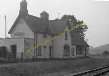 Bow Street Railway Station. Aberystwyth - Llandre, Borth and Machynlleth (4)