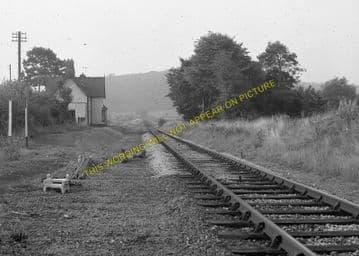 Bow Street Railway Station. Aberystwyth - Llandre, Borth and Machynlleth (9)