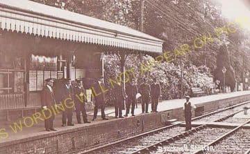 Bracknell Railway Station Photo. Wokingham - Sunningdale. Reading to Ascot. (10)