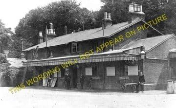 Bracknell Railway Station Photo. Wokingham - Sunningdale. Reading to Ascot. (2)