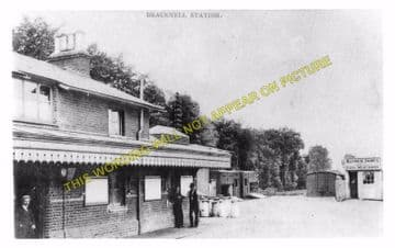 Bracknell Railway Station Photo. Wokingham - Sunningdale. Reading to Ascot. (4)