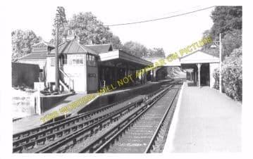 Bracknell Railway Station Photo. Wokingham - Sunningdale. Reading to Ascot. (6)