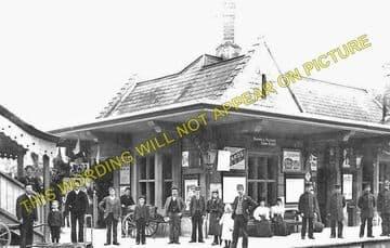 Bradford-on-Avon Railway Station Photo. Freshford to Staverton & Trowbridge (1)
