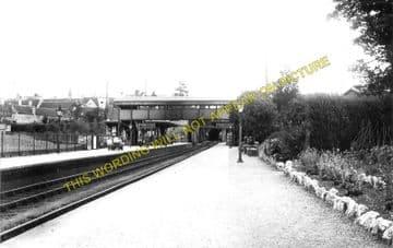 Bradford-on-Avon Railway Station Photo. Freshford to Staverton & Trowbridge (4)