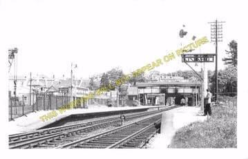 Bradford-on-Avon Railway Station Photo. Freshford to Staverton & Trowbridge (7)