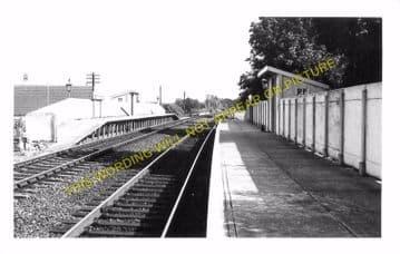 Bradford Peverell & Stratton Railway Station Photo. Grimstone - Dorchester. (9)