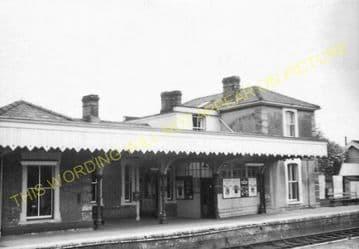 Braintree & Bocking Railway Station Photo. Cressing - Rayne. Felstead Line. (6)