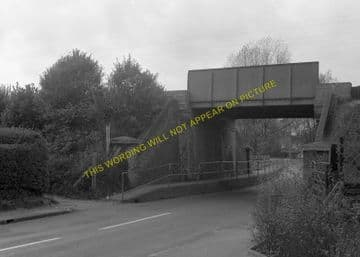 Bramford Railway Station Photo. Ipswich - Claydon. Stowmarket Line. (3)