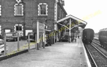 Brecon Railway Station Photo. Talyllyn Jct. - Cradoc. Neath & Brecon Railway (14)