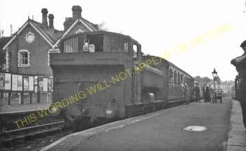 Brecon Railway Station Photo. Talyllyn Jct. - Cradoc. Neath & Brecon Railway (15)