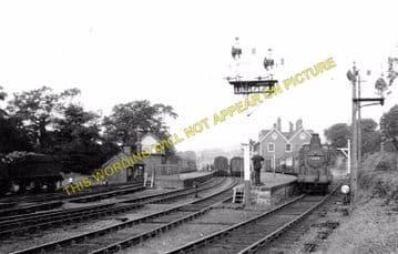 Brecon Railway Station Photo. Talyllyn Jct. - Cradoc. Neath & Brecon Railway (3)