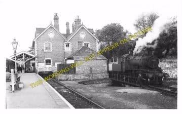 Brecon Railway Station Photo. Talyllyn Jct. - Cradoc. Neath & Brecon Railway (7)