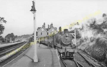 Brecon Railway Station Photo. Talyllyn Jct. - Cradoc. Neath & Brecon Railway (9)