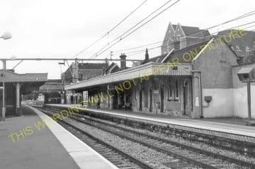 Brentwood & Warley Railway Station Photo. Harold Wood - Shenfield & Hutton (14)