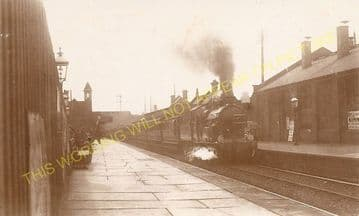 Brentwood & Warley Railway Station Photo. Harold Wood - Shenfield & Hutton (4)