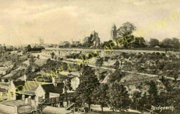 Bridgnorth Railway Station Photo. Eardington - Linley. Highley to Coalport. (14)