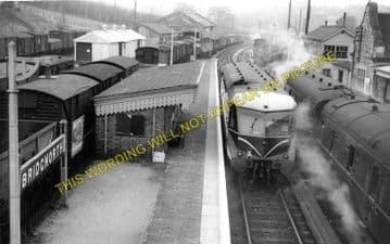 Bridgnorth Railway Station Photo. Eardington - Linley. Highley to Coalport. (3)