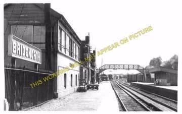 Bridgnorth Railway Station Photo. Eardington - Linley. Highley to Coalport. (9)