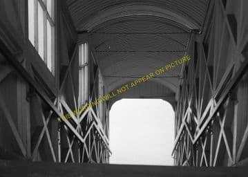 Broadstone Railway Station Photo. Wimborne to Poole and Hamworthy Lines. (13)