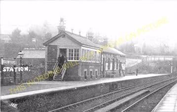 Bromyard Railway Station Photo. Rowden Mill - Suckley. Leominster Line. (20)