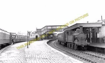 Brynmawr Railway Station Photo. Beaufort - Clydach. Nantybwch to Abergavenny (2)