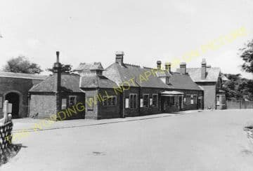 Bude Railway Station Photo. Holsworthy and Halwill Jct. & Beaworthy Line. (7)