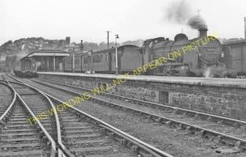 Bude Railway Station Photo. Holsworthy and Halwill Jct. & Beaworthy Line. (9)