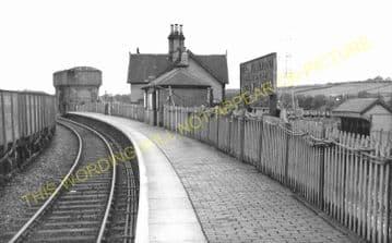 Buildwas Railway Station Photo. Coalport, Coalbrookdale & Much Wenlock Lines (10)