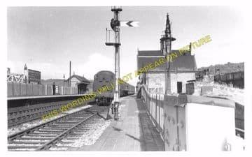 Buildwas Railway Station Photo. Coalport, Coalbrookdale & Much Wenlock Lines (4)
