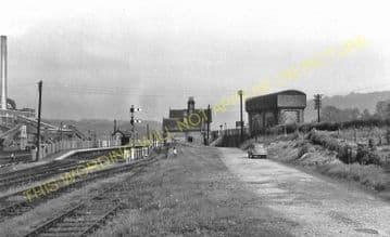 Buildwas Railway Station Photo. Coalport, Coalbrookdale & Much Wenlock Lines (5)