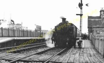 Buildwas Railway Station Photo. Coalport, Coalbrookdale & Much Wenlock Lines (7)