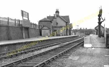 Buildwas Railway Station Photo. Coalport, Coalbrookdale & Much Wenlock Lines (8)