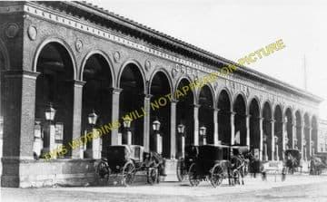 Cambridge Railway Station Photo. Great Eastern Railway. (11)
