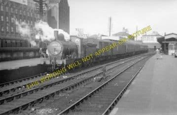 Cambridge Railway Station Photo. Great Eastern Railway. (13)